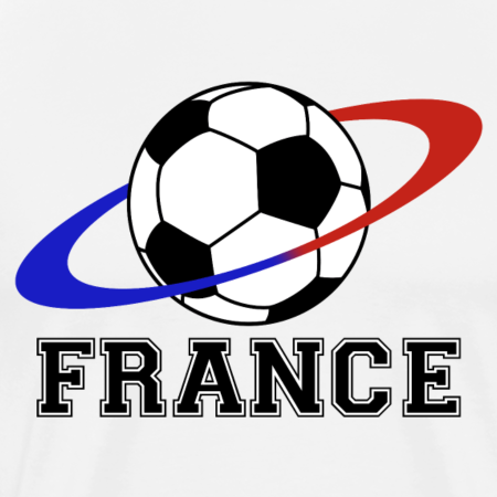 Tee shirt Football Logo France Football