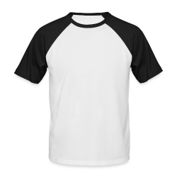 Tee shirt baseball manches courtes