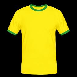 Tee shirt contraste