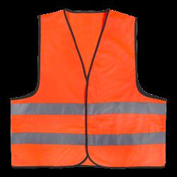 gilet de sécurité jaune fluo personnalisé